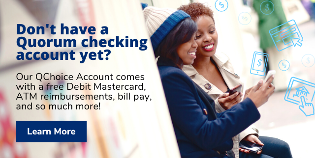 Looking for a checking account that earns interest, offers ATM fee reimbursements, free Bill Pay service, and mobile deposits_